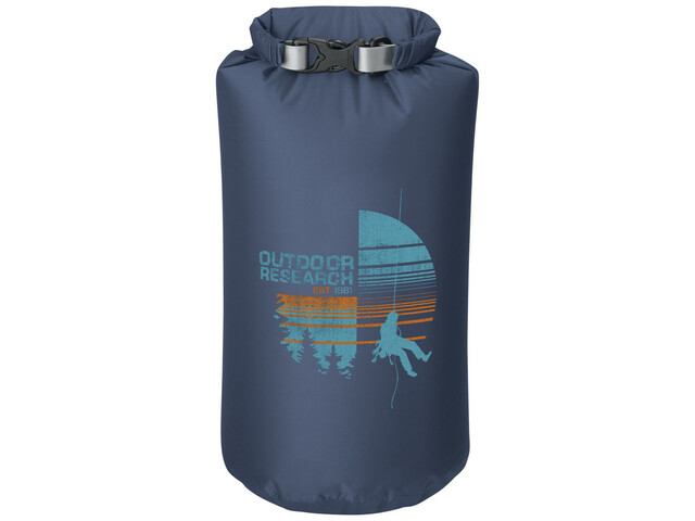 Outdoor Research Graphic Dry Sack Descender 15l dusk